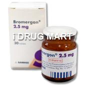 ブロマーゴン2.5mg(プロラクチン分泌抑制)の画像
