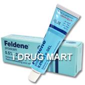 フェルデン0.5%ジェル(リウマチ治療薬)の画像