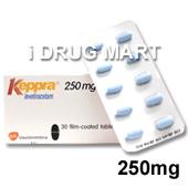 ケプラ250mg/500mg(てんかんの薬)商品画像