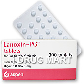 ラノキシン-PG(ジゴシン錠と同成分)の画像