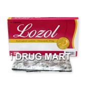 ロゾール(プロトンポンプ阻害剤)の画像