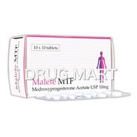 マレフェMTF10mg(プロベラジェネリック)商品画像
