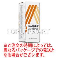 マキシデックス0.1%点眼液5mlの画像