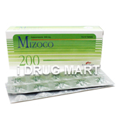 ミゾコ200mg(ニゾラールのジェネリック)商品画像