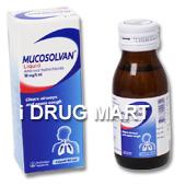 ムコソルバン液体(痰詰まり解消)の画像