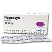 ナプロキセンLE(解熱鎮痛消炎剤/非ステロイド)の画像