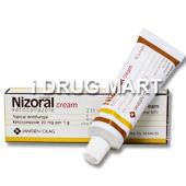 ニゾラール軟膏(クリーム)の画像