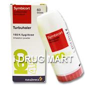シムビコート(喘息治療薬)商品画像