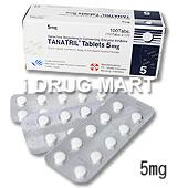タナトリル (降圧剤)の画像