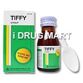 ティフィシロップ (風邪の薬)商品画像