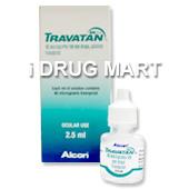 トラバタンズ点眼液(高眼圧症)商品画像