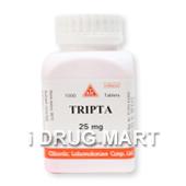 トリプタ25mg(三環系抗うつ薬)の画像