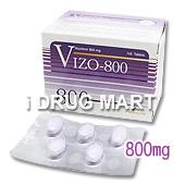 VIZO(アシクロビル)800mg