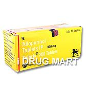 ザイロリック錠(痛風治療薬)300mg商品画像